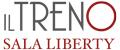 Il Treno Sala Liberty Logo